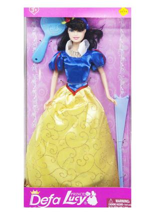 Кукла 'Принцесса. Белоснежка' DEFA (8261)