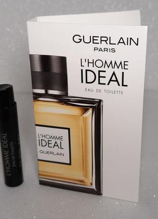 Guerlain l'homme ideal туалетная вода