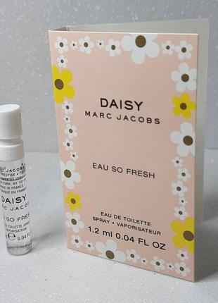 Marc jacobs daisy eau so fresh туалетная вода
