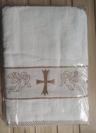 Крыжма махровая полотенце.
