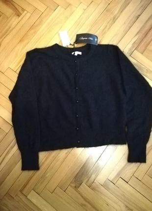 Теплая кофта свитер ангора