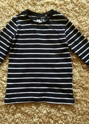 Реглан, футболка с длинным рукавом 100%cotton