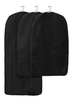 Чохол Для Речей Одягу 60 Х 105 См (Чорний)