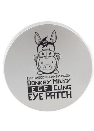 Патчи Elizavecca Donkey Piggy Milky Egf Cling Eye Patch (SW000...