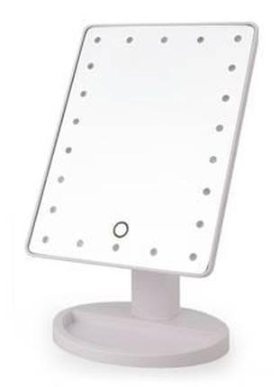 Зеркало с LED-подсветкой Magic Make Up Mirror (23098098)