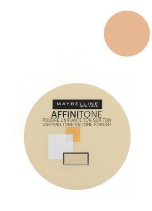 Maybelline Affinitone Powder Пудра для лица 21телесный