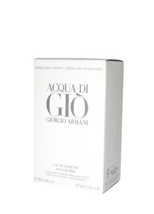Giorgio Armani Acqua di Gio pour homme (200 ml.rechenge refill...