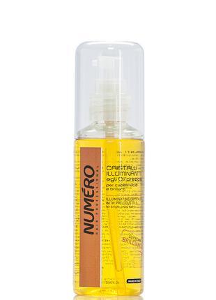 Brelil Numero Жидкие кристаллы Для блеска волос с ценными маслами