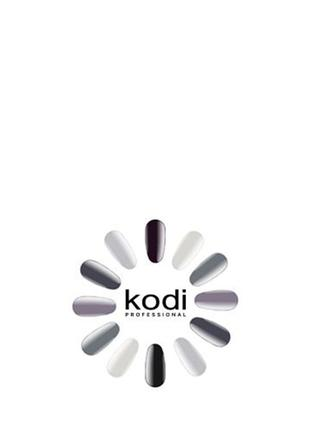 Kodi Палитра для гель-лаков BLACK&WHITE