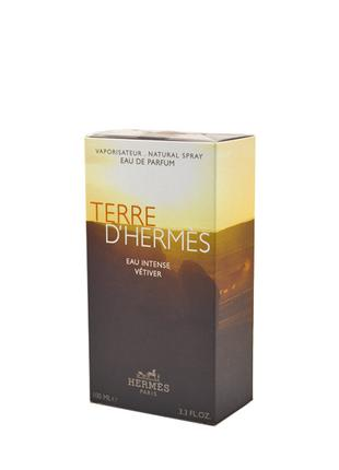 Hermes Terre dHermes Eau Intense Vetiver