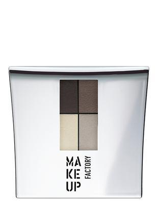 Make Up Factory Eye Colors Тени для век 4в1 254.04