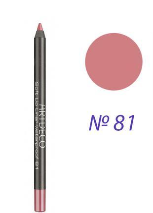 Artdeco Soft Lip Liner Waterproof Карандаш для губ 172.81 Soft...