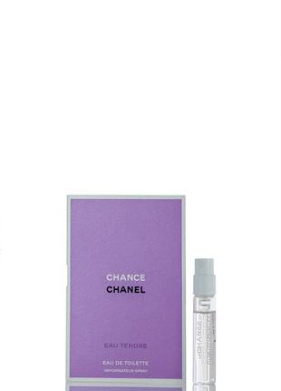 Chanel Chance Eau Tendre - vial spray
