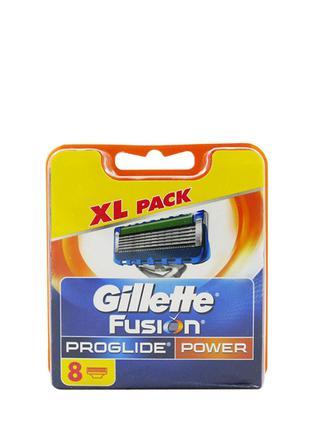 Gillette Fusion Proglide Power (8) Катридж сменный IAC (Colombia)