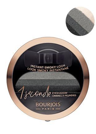 Bourjois 1 Seconde Eyeshadow 01 black on track