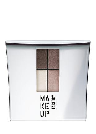 Make Up Factory Eye Colors Тени для век 4в1 254.08