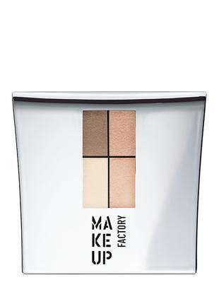Make Up Factory Eye Colors Тени для век 4в1 254.92