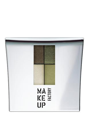 Make Up Factory Eye Colors Тени для век 4в1 254.24