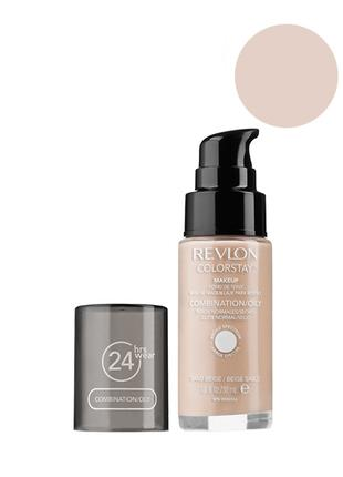 Revlon ColorStay Foundation For Combination/Oily Skin SPF15 То...