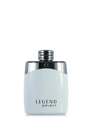Montblanc Legend Spirit TESTER