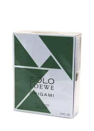 Loewe Solo Loewe Origami
