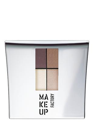 Make Up Factory Eye Colors Тени для век 4в1 254.10
