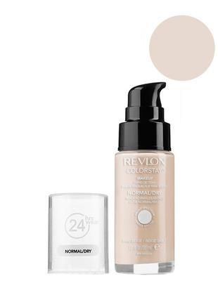 Revlon ColorStay Makeup For Normal/Dry Skin SPF20 Тональный кр...