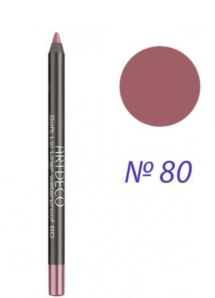 Artdeco Soft Lip Liner Waterproof Карандаш для губ 172.80 Prec...