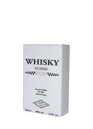 Evaflor Whisky Homme Sport
