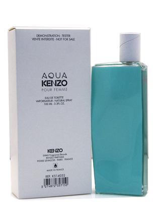 Kenzo Aqua Kenzo Pour Femme TESTER