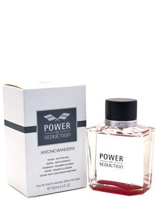 Antonio Banderas Power of Seduction - TESTER