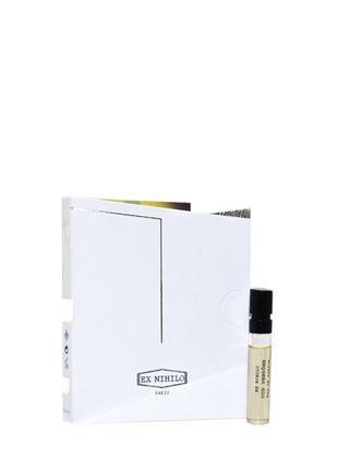 Ex Nihilo Oud Vendome - vial spray