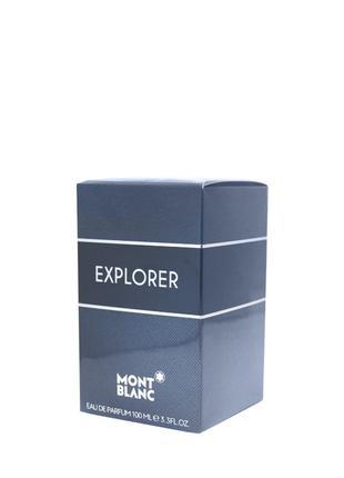 Montblanc Explorer