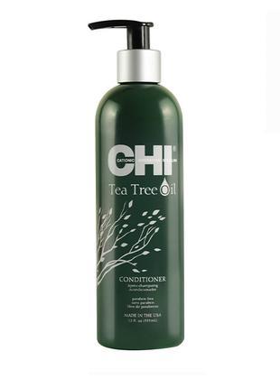 CHI Tea Tree Oil Conditioner Кондиционер с маслом чайного дерева