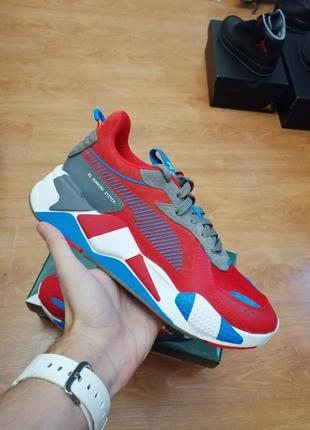 Puma rs-x retro   оригинальные кроссовки