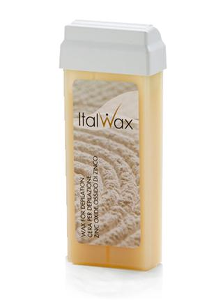 ItalWax Воск в касете Оксид Цинка Wax For Depilation Zinc Oxide