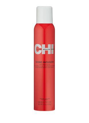 CHI SHINE INFUSION TS Термоактивный спрей-блеск