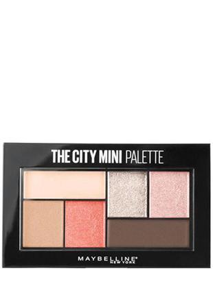 Maybelline The City Mini Palette Палитра теней д/век ( 430 )