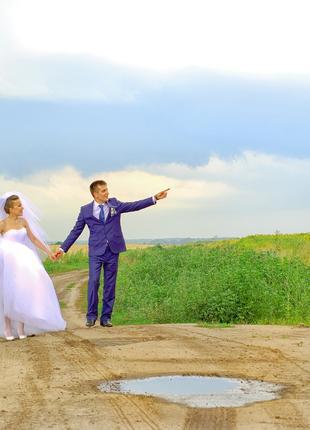 Добрый день. Предлагаю услуги свадебного фотографа. Готов с ра...
