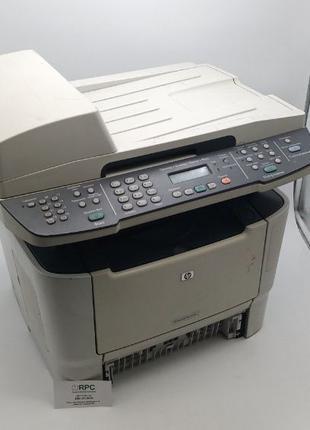 МФУ лазерный HP LaserJet M2727nf сканер ксерокс факс