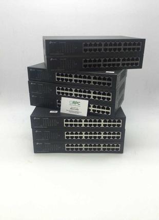 Коммутатор 24-порта TP-Link TL-SF1024D есть количество