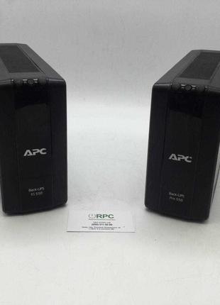 ИБП бесперебойник 550VA APC Back-UPS RS550/ Pro 550