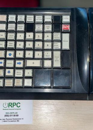POS-клавиатура кассовая (USB), есть несколько штук