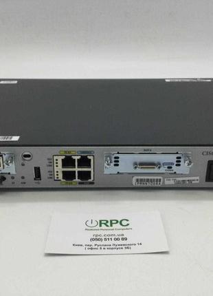 Маршрутизатор Cisco 1841 (CISCO1841 V06)