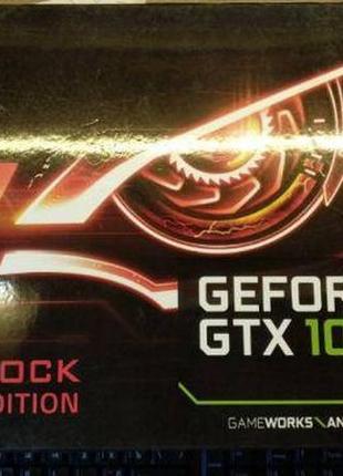 Видеокарта GeForce GTX 1070 G1 Gaming 8G Nvidia на гарантии