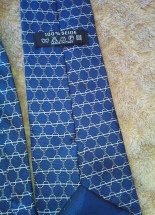 Мужской галстук/италия шелковый