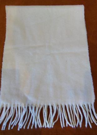 Кашемировый, базовый шарф, 100% кашемир. германия.