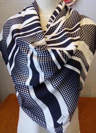 Kevser очень красивый 💯 шелковый платок, шов роуль
