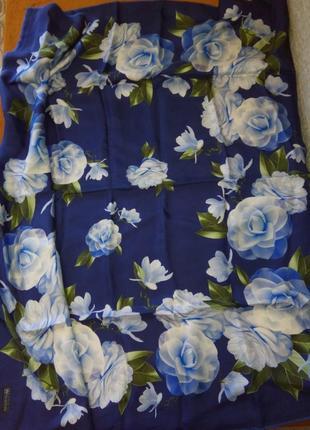 Шелковый платок  w collection турция.