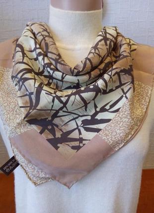 Розвантажуюсь ❤️ шелковый платок
